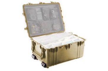Pelican 1630 Desert Tan Protector Large Watertight Hard Cases