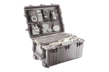Pelican 1630 Protector Large Watertight Hard Cases w/ Wheels