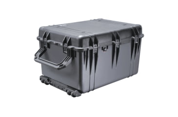 Pelican 1660 Large Protector Watertight Hard Case, Yellow w/ Liner & No Foam 1660-021-240