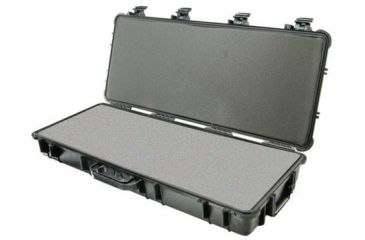 Pelican Black Rifle Case w/ Foam