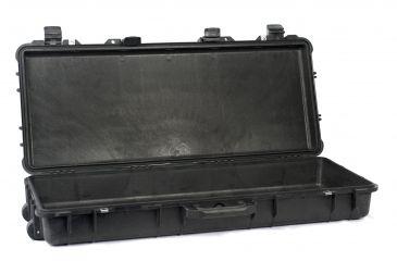 Pelican 1700 Black Rifle Case - no foam