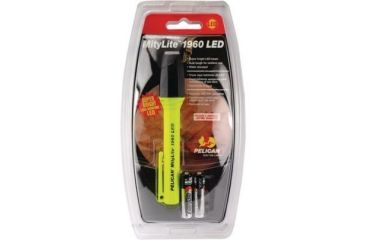 Pelican 1960 Nemo Mitylite Yellow Led Flash Light 1960 017 247
