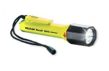 Pelican 2010 SabreLite Recoil LED Waterproof Flashlight, Yellow Nemo 2010-017-247