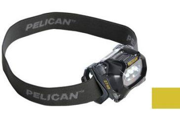 Pelican 2740C Headlamp, Yellow 027500-0100-245