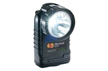 Pelican 3715 LED Flashlight, Black