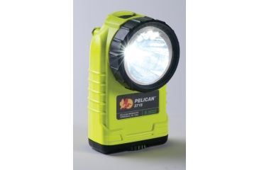 Pelican 3715 Right Angle 174 Lumens LED Flashlight, Yellow 3715-000-245