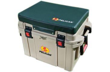 Pelican 45QSeat,45Q Seat, P205-0030-02, Green 45Q-SEAT-GRN