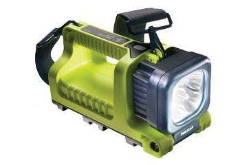 Pelican 9410L, Flashlight ,Li-Ion, Led-110V,YW 9410-021-245