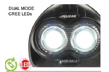 Pelican 9420XL LED Worklight, Light 094200-0000-110