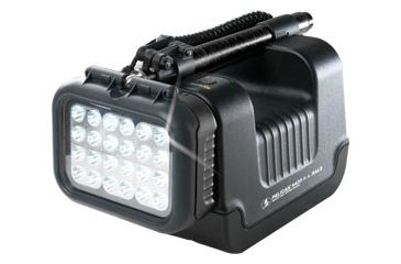 Pelican 9434B Black Spare LED Head for 9430 Remote Area Lighting System 094300-6202-110