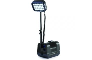 Pelican 9435,led Head With Mast,black - 9430-342-110