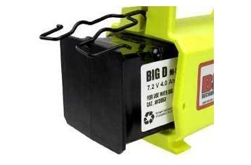 Pelican Big D Rechargeable SLA Flashlight Replacement Sealed Lead Acid Battery 3859