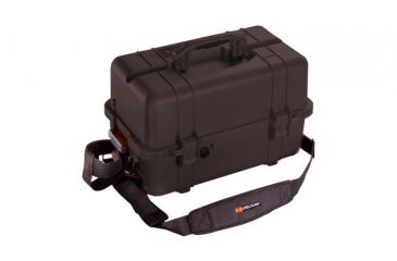 Pelican EMS Protector Hard Case 1460EMS Series, Black
