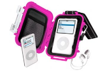 Pelican i1010 Protector iPod MP3 player (Nano, Shuffle, standard, Video) Cases / waterproof boxes, WL-WI-i1010 Case, P. Pink