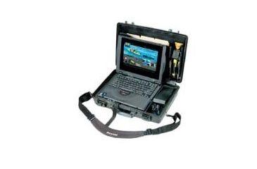 4-Pelican 1490CC1 Laptop Computer Deluxe Carrying Case