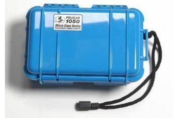 Pelican 1050 Solid Blue Small Case