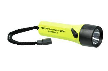 Pelican Stealthlite Yellow Flashlight 2400 010 245