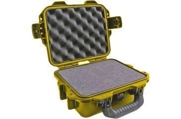 Pelican Storm Cases Case, Yellow, Cubed Foam iM2050-20001