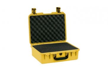 Pelican Storm Cases iM2400 Dry Box, 18x13x6.7in Interior, Yellow, Cubed Foam iM2400-20001
