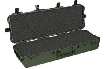 Pelican Storm Cases iM3220 44in Gun Case, Olive - Solid Foam iM3220-30001