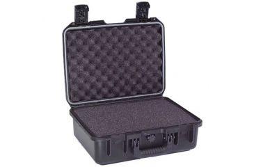 Pelican Storm Cases iM2200 w/custom foam for 2 M9s For Law Enforcement 472-PWC-M9-2-BLK
