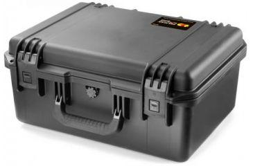 Pelican Storm Cases iM2450 Dry Box, 19.2x15.2x9in, Black, Cubed Foam iM2450-00001