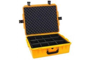 Pelican Storm Cases iM2700, 24.6x19.7x8.6in Transport Case, Yellow, Cubed Foam iM2700-20001