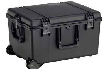 Pelican Storm Cases iM2750 Box w/ Wheels, Vortex Valve, Black w/ No Foam