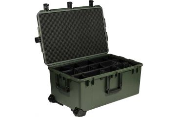 Pelican Storm Cases iM2975 - Olive - Padded Div iM2975-30002