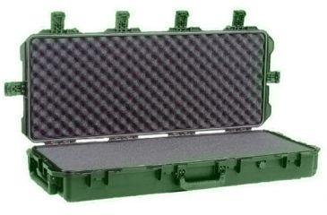 Pelican Storm Cases iM3100 Case for M4 w/Foam,OD Green 472-PWC-M4-OD