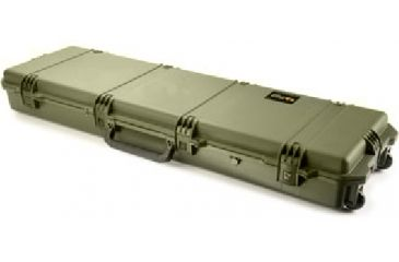 Pelican Storm Cases iM3300 Case w/ Custom Foam for M24A2 - Tan 472PWCM24A2TAN