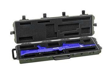 Pelican Storm Cases iM3300 Case w/ Custom Foam for M24A2 - Black - 472-PWC-M24A2-BLK