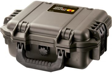 Pelican Storm Cases SACC GoPro 11in.x9in.x4in. Black Case, Foam, iM2050GP1, Holds One GoPro Accessories SACC-1-IM2050-BLK