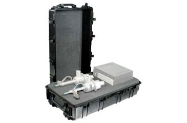 Pelican Transport Watertight Black Case 1780T (open)