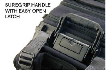 Pelican U100, Elite Backpack, Handle, Latch OU1000-0003-110