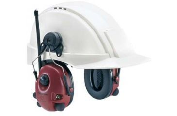 Peltor Alert Alert headset, Hard Hat Model, M2RX7P3E