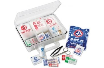 Peltor Construction-Industrial First Aid Kit, 118 96844
