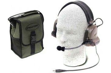 3M Peltor Dual MBITR Radio Com Tac II Kit 88019-00000