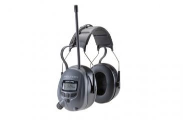 Peltor WorkTunes Digital Radio/Hearing Protector WTD2600
