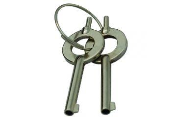 Penn Arms Standard Handcuff Key 10 - HC 8010-10