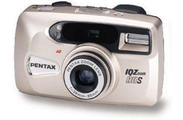 Pentax IQ ZOOM 80S Date 35mm Film Camera