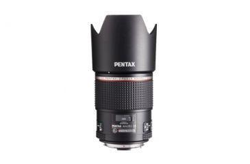 Pentax HD Coating D FA 645 MACRO 90mm F2.8 Lens, Black 22210