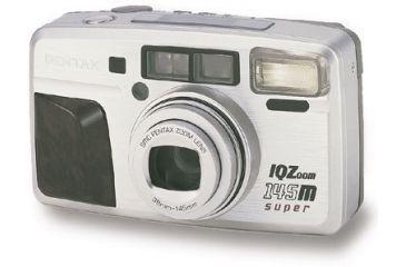Pentax IQZoom 145M Super Date 38-145mm Cameras