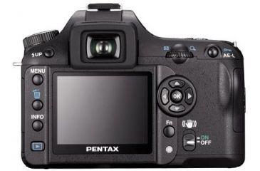 Pentax K100D Super DSLR Camera w/ 2.5'' LCD