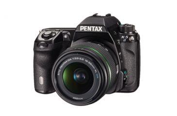 Pentax K-5 II Digital SLR Camera - Lens Kit w/ DA 18-55 WR Lens 12027
