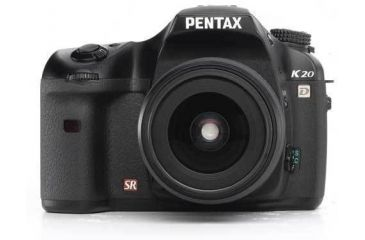 Pentax 14.6 MP Digital DSLR CMOS Camera - Body Only 19381