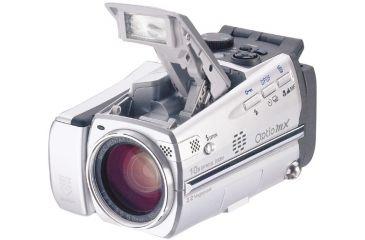Optio MX Flash light