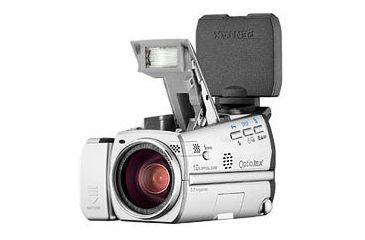 Pentax Optio MX 3.2 Megapixel Digital Still/Movie Camera Camcorder $200 OFF 18127 - 10x Optical Zoom