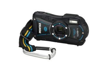 Pentax Optio WG-1 14MP Digital Camera, Black 16926