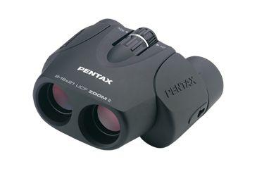 Pentax UCF Zoom II 8-16x21 Compact Porro Prism Binocular 62217